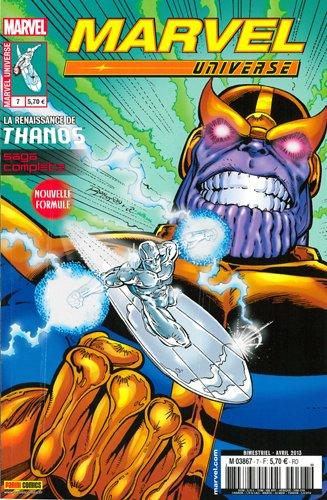 Marvel Universe, N° 7