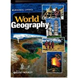 McDougal Littell World Geography: Student's Edition Grades 9-12 2007