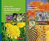 SCHMEIL-FITSCHEN Die Flora Deutschlands und angrenzender Länder 96. Auflage + R. Lüder: Grundkurs Pflanzenbestimmung 7. Auflage: Set -