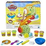 #1: Hasbro Play Doh Noodle Makin Mania Set, Multi Color