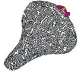 Liix Sattelbezug Sattel Cover wasserdicht, LiBez, Muster Keith Haring People