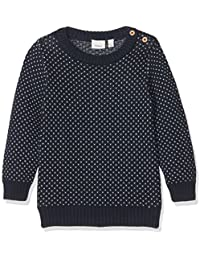 NAME IT Baby-Jungen Pullover Nitdisan Ls Knit Oneck M Mini