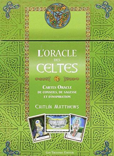 L'oracle des Celtes : Avec 1 jeu de 40 cartes par Caitlin Matthews