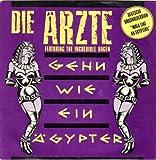 Gehn Wie Ein Ägypter / Liebe (Instrumental) [Vinyl Single]