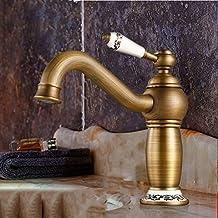 tougmoo sus 304in acciaio inox Lavelli Da Cucina Rubinetto singolo freddo lavello rubinetto fredda singola 360girevole per doppio lavabo zx670 C