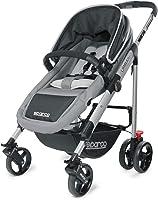 Sparco Urban Stroller (7 Months-4 Y/O) Grey
