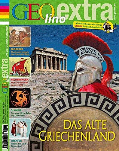 Preisvergleich Produktbild GEOlino Extra / GEOlino extra 30/2011 - Altes Griechenland