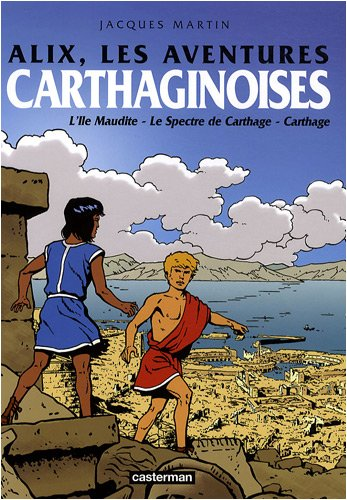 alix-les-aventures-carthaginoises-lile-maudite-le-spectre-de-carthage-carthage
