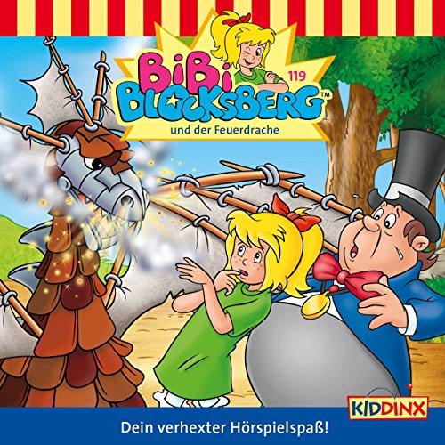 Bibi Blocksberg (119) Bibib Blocksberg und der Feuerdrache - Kiddinx 2016