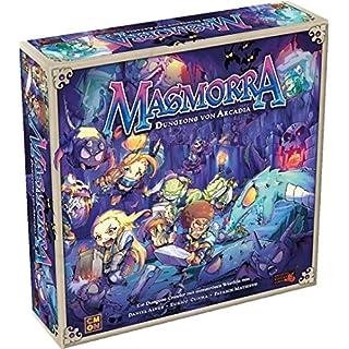 Asmodee CMN0033 Masmorra: Dungeons von Arcadia, Grundspiel