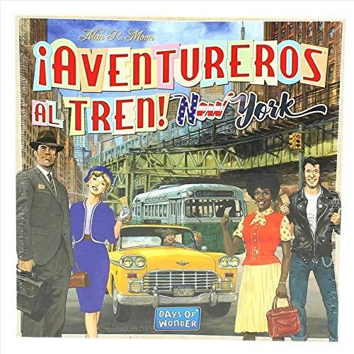 Aventureros al Tren: Nuev