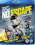No Escape [Blu-ray] [2015]