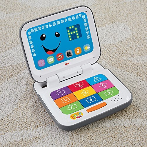 Fisher-Price CBW14Laugh and Learn Smart Stages Laptop