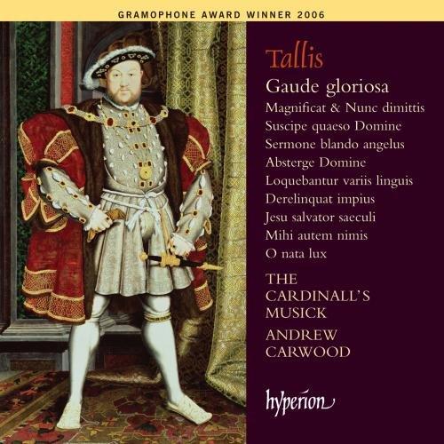 Thomas Tallis : Gaude Gloriosa