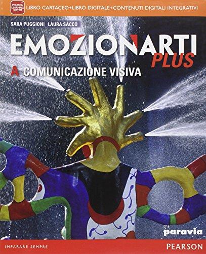 Emozionarti plus. Vol. A-B. Ediz. interattiva. Didastore. Per la Scuola media. Con e-book. Con espansione online