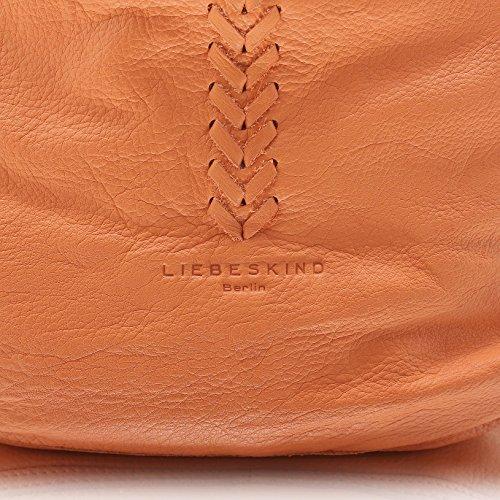 Liebeskind Berlin Niva icon bag, Sacs portés main coral rose