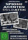 Spione, Agenten, Soldaten - Folge 25: Operation Frankton - Sabotageunternehmen Kriegshafen Bordeaux [Alemania] [DVD]