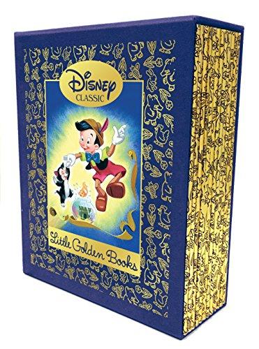 12 Beloved Disney Classic Little Golden Books