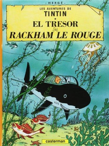 Les Aventures de Tintin : Le trésor de Rackham le Rouge : En borain de Frameries