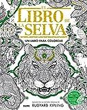 Libro de la selva: Un libro para colorear