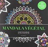 Black Premium - Mandala végétal