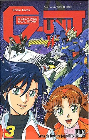 Gundam Wing G-Unit, tome 3