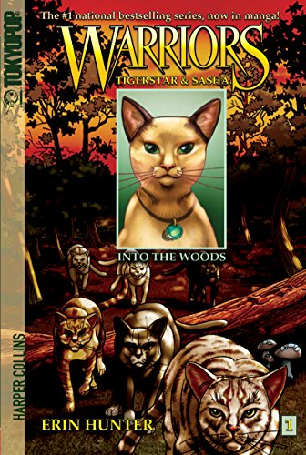 Warriors: Tigerstar and Sasha #1: Into the Woods (Warriors Manga) (English Edition)
