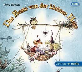 Das Beste von der kleinen Hexe (3 CD): Hörspiele, ca. 84 min.
