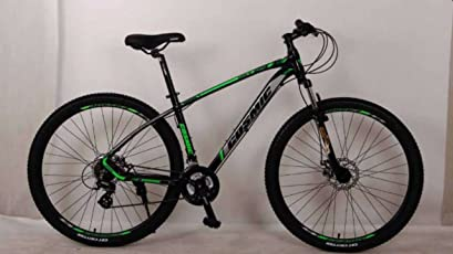 Cosmic Hulk Special Edition 29T Hard Trail Bicycle (Black/Green)