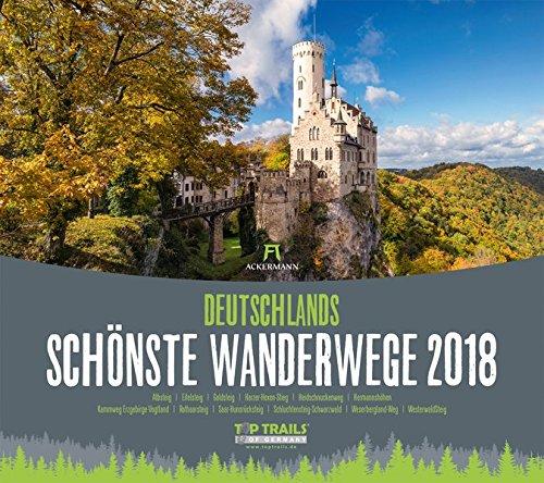 Deutschl. schönste Wanderwege 2018
