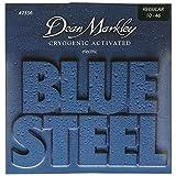 Dean Markley Blue Steel Electric REG 2556 - Juego de cuerdas para guitarra el�ctrica de acero.010 - .046