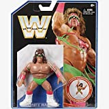 WWE Retro Mattel Figure Series 1 - The Ultimate Warrior Brand New In Box