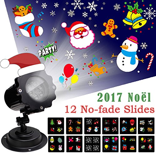 Projecteur Noël Halloween, Airlab projecteur de...