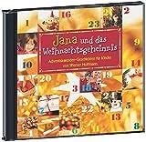 Jana und das Weihnachtsgeheimnis: Adventskalender-Geschichten für Kinder