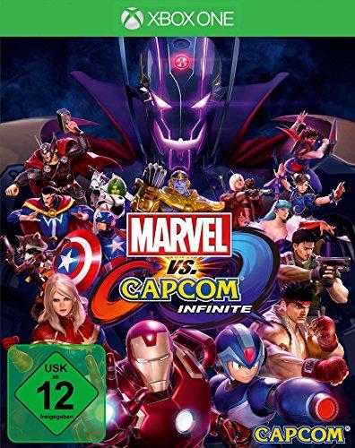 Capcom Willkommen in der neuen Welt