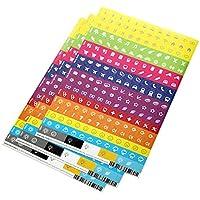 """Weekview Sticker S 3 x 216 Organizer Sticker 0.28"""""""