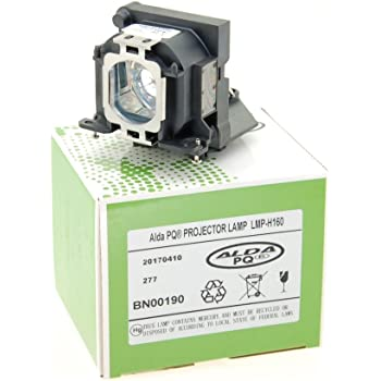 CTLAMP LMP-F230 Original Lamp Bulb with Housing Compatible with Sony VPL-FX30