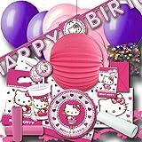 Unbekannt Hello Kitty Partyset XXL