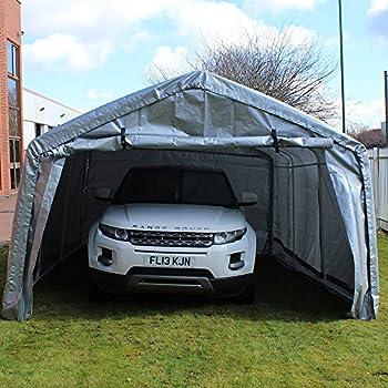 Heavy Duty Instant Garage Car Port Amazon Co Uk Garden