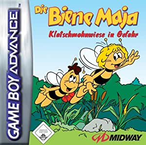 Die Biene Maja: Klatschmohnwiese in Gefahr