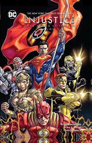 Injustice: Gods Among Us: Year Five Vol. 3 - Lantern Black Comics Dc