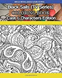 Black Sails (TV Series) Coloring Book Cast & Characters Edition