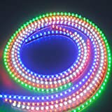 ILS - 96 LED Strip Motorcycle/Car Lights Flexible Grill Light
