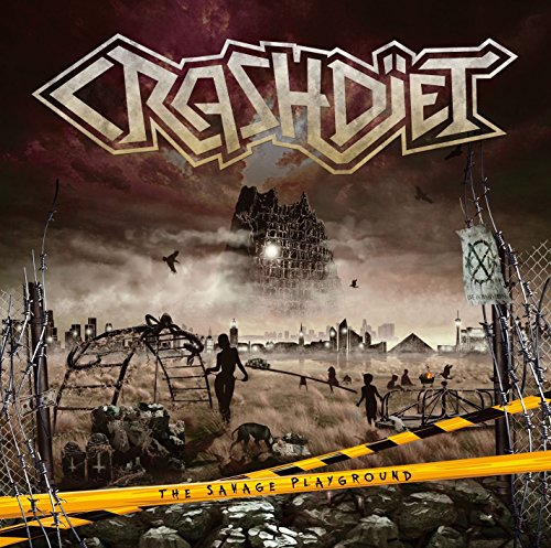 Crashdïet: The Savage Playground (Audio CD)