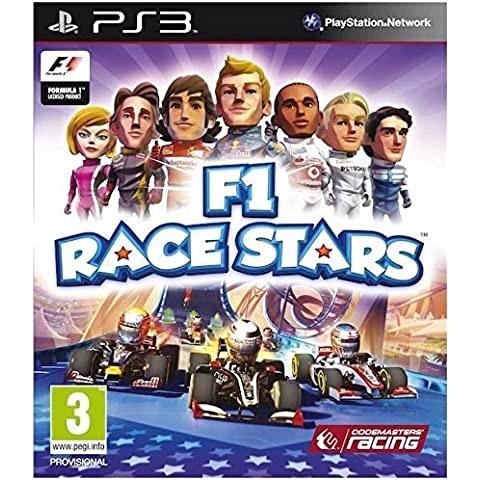 PS3 F1 RACE STARS (EU)