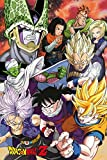 Dragonball Z- Cell Saga Poster 24 x 36in by Posterstoponline