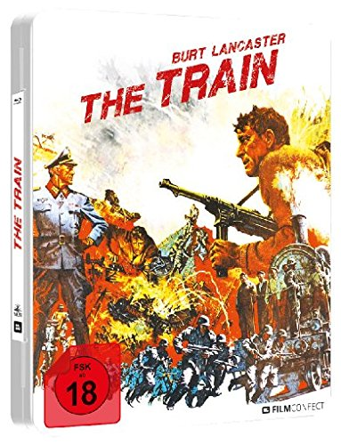 The Train (Steel Edition) [Blu-ray] [Limited Edition]