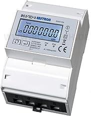 SDM72Bi - digitaler zweirechtungs Drehstromzähler mit momentan Lastanzeige und Tageszählfunktion (rückstellbar)