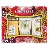 """Burt's Bees® Geschenk-Set """"Face Essentials"""" mit 4 natürlichen Produkten"""