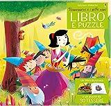 Biancaneve e i sette nani. Libro e puzzle. Ediz. a colori. Con puzzle